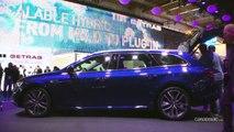 Renault Talisman Estate: ticket chic - En direct de Francfort 2015