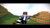 Minecraft Intro dual - SyFlix [SUB LINUSFX] (20 likes for an Intro shop)