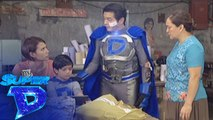 My Super D: Super D keeps his family safe