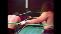 King Kong Bundy/Rick Rude vs Jerry Lawler/Randy Savage (Memphis 9/17/84)