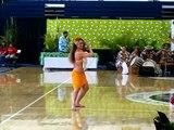 Hura Tahiti 2010: Mikaela's Solo, Vahine 14-17 Round 1