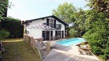 Immobilier GUETHARY Cote Basque Vente de prestige Maison/villa