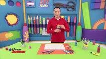 Art Attack - Toile des Etoiles - Disney Junior - VF
