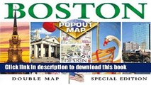 Boston Subway Map Harvard Square.Read Now Boston Popout Map Greater Downtown Boston Beacon Hill
