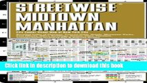 Read Streetwise Midtown Manhattan Map - Laminated City Street Map of Midtown Manhattan, New York