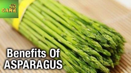 9 Powerful Health Benefits Of ASPARAGUS | Simple Health Tips | Care TV