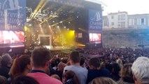 Louane en concert aux Francofolies de La Rochelle