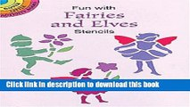 Read Fun with Fairies and Elves Stencils (Dover Little Activity Books)  PDF Online