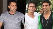 Shahrukh & Akshay Kumar Tops Forbes List, Beats Salman Khan