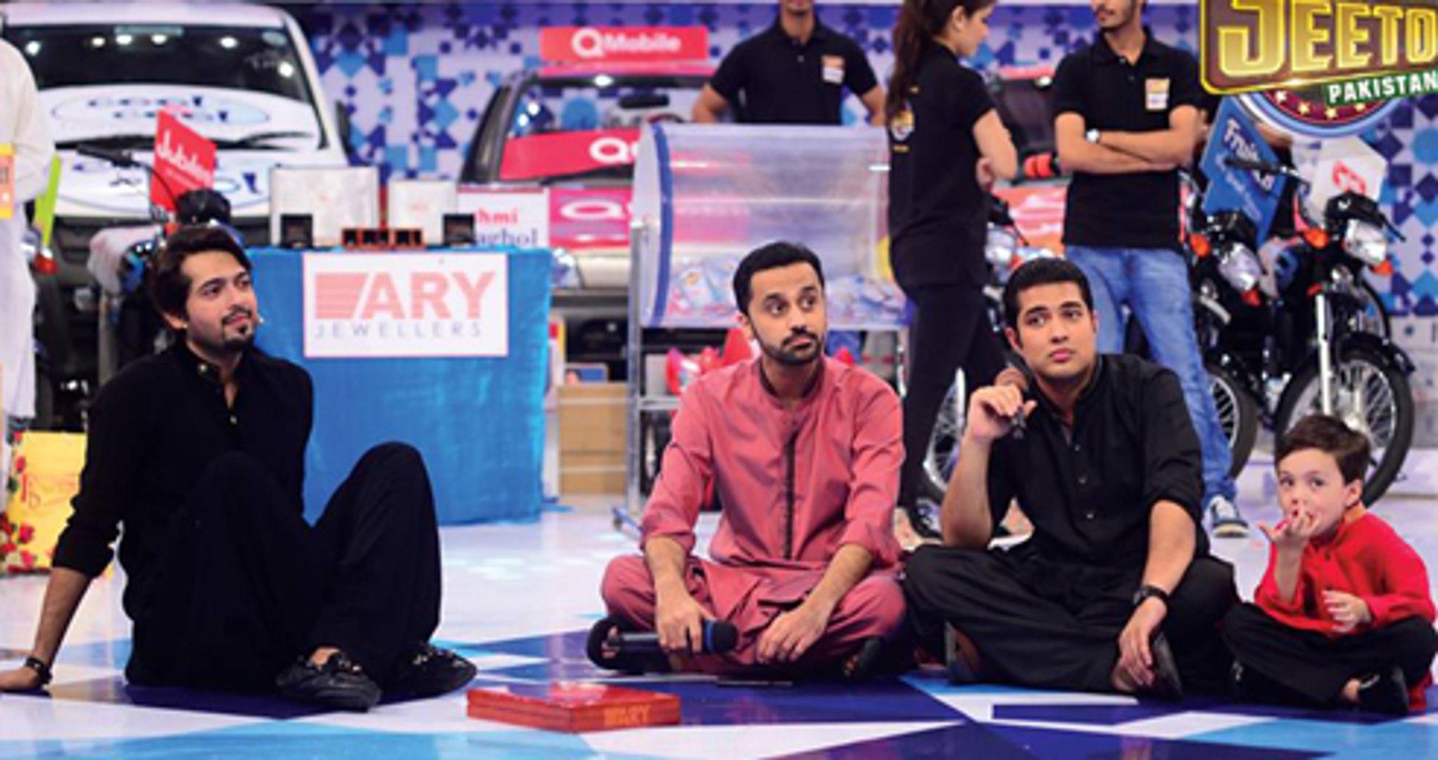 Jeeto Pakistan With Fahad Mustafa & Iqrar Ul Hassan