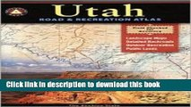 Read Benchmark Utah Road   Recreation Atlas 4th (fourth) edition Text Only ebook textbooks