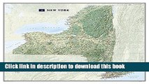 Read New York [Laminated] (National Geographic Reference Map) E-Book Free