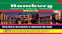 Read Hamburg City Pocket Map 1:10K FB (Germany) (English, Spanish, French, Italian and German