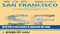 Read Laminated San Francisco Map by Borch (English, French, Spanish, German and Italian Edition)
