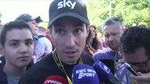 Cyclisme - TDF 2016 - 10ème étape : Portal « Un fait de course »