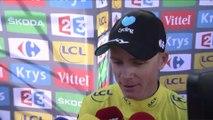 Cyclisme - Tour de France : Froome «Toutes les opportunités»