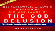 [PDF] The God Delusion: by Richard Dawkins | Key Takeaways, Analysis   Review Download Full Ebook