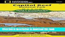 Read Capitol Reef National Park (National Geographic Trails Illustrated Map) E-Book Free