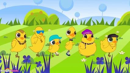 Six Little Ducks