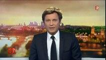 Pollution Passy, Chamonix,  Vallée de L'Arve : journal télé 20h france 2 le 15 02 2015