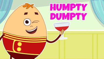 Humpty Dumpty All The Kings Men