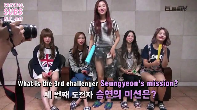 [ENG SUB] 150602 CLC Queen Game EP 1