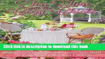 Read Tea Time With The Cozy Chicks (Cozy Chicks Kitchen series) (Volume 2)  Ebook Free