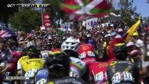 42 KM à parcourir / to go - Étape 12 / Stage 12 (Montpellier / Mont Ventoux) - Tour de France 2016
