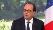 """François Hollande rappelle à Emmanuel Macron les """"règles"""" du gouvernement (VIDEO)"""