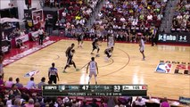 NBA Summer League 2016: Minnesota Timberwolves vs San Antonio Spurs - Highlights - (13.07.2016)