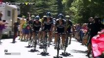 Quintana attaque / attacks - Étape 12 / Stage 12 (Montpellier / Mont Ventoux) - Tour de France 2016