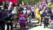 Flamme rouge - Étape 12 (Montpellier / Mont Ventoux) - Tour de France 2016