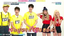 160622 WEEKLY IDOL EP256 EP256 KNK ASTRO 4TEN ARABICSUB [BP KNK ASTRO] - YouTube