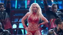 """Britney Spears Debut New Song """"Private Show"""""""