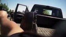 Etats-Unis : un homme tué par balles en pleine rue par des officiers de police, la vidéo choc !
