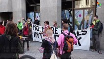 40 Detained During Anti-TTIP Protest in Brussels