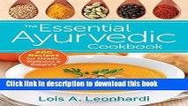 Read The Essential Ayurvedic Cookbook: 200 Recipes for Wellness  Ebook Free