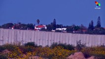 Palestine: Israeli Arab Illegally Crosses Into the Gaza Strip