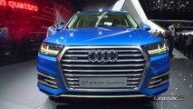 Salon de Genève 2015 - Audi Q7