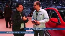 Salon de Genève 2015 -  Renault Kadjar : succès en vue