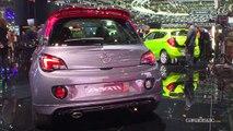 Salon de Genève 2015 -  Opel Karl : mini Blitz