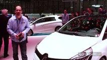 Salon de Genève 2015 - Renault Clio R.S Trophy : plus performante