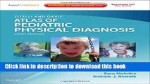 Read Zitelli and Davis  Atlas of Pediatric Physical Diagnosis: Expert Consult - Online and Print,