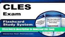 Read CLES Exam Flashcard Study System: CLES Test Practice Questions   Review for the Certified