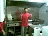 Giorgio in cucina show