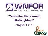 """Film """"Technika Kierowania Motocyklem"""" cz. 1 z 3"""