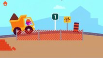 Sago Mini Truck and Diggers - Apps for Toddlers and Preschoolers