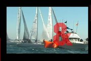 Crash and Burn Week #22:  OCS Sailboats Crash