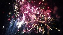 feu d artifice Thouars 2016