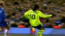 Ronaldinho vs Chelsea (UCL) (Away) 2005-06